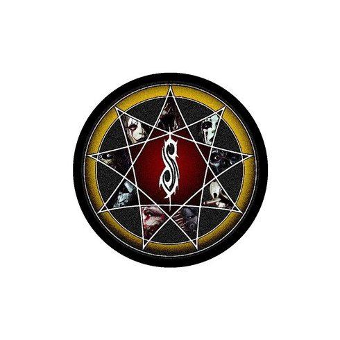 Slipknot - Circle felvarró
