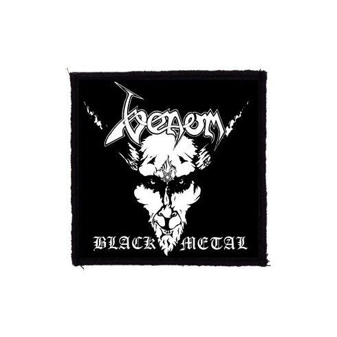Venom - Black Metal felvarró