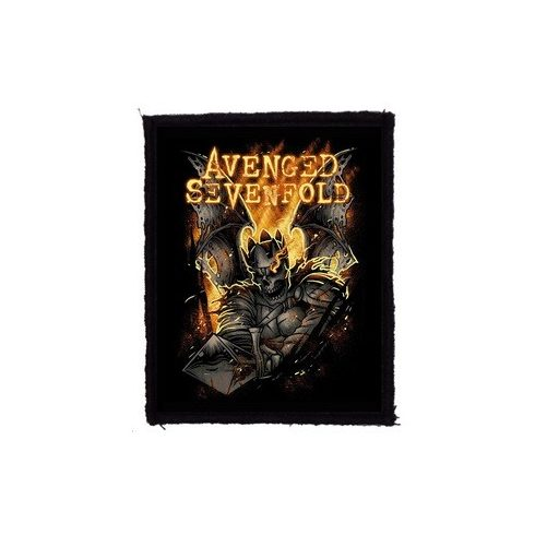 Avenged Sevenfold - The King felvarró