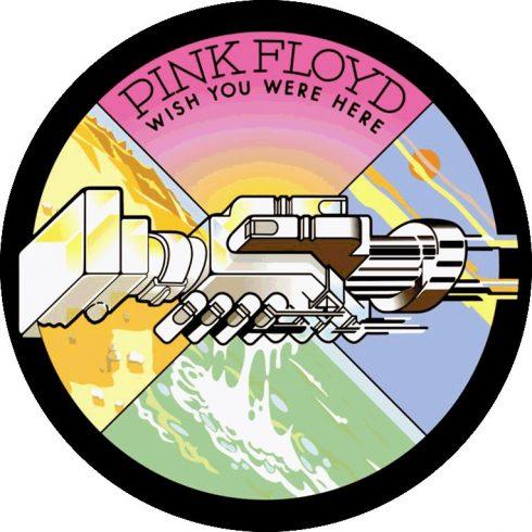 Pink Floyd - Wish You felvarró