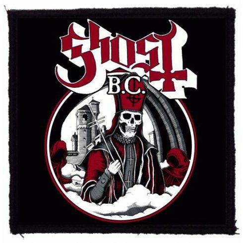 Ghost - Papa felvarró