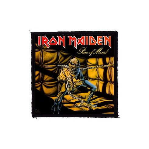 Iron Maiden - Piece of Mind felvarró