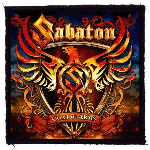 Sabaton - Coat felvarró