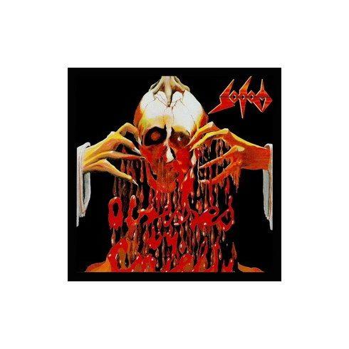 Sodom - Obsessed felvarró
