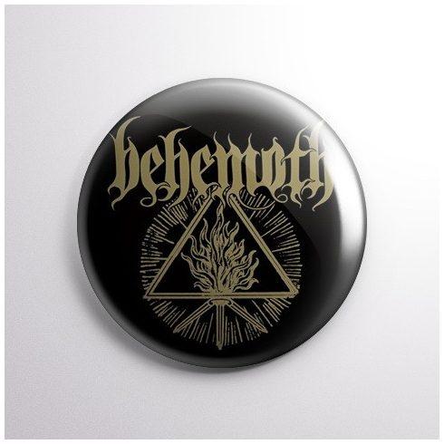 Behemoth - Furor kitűző