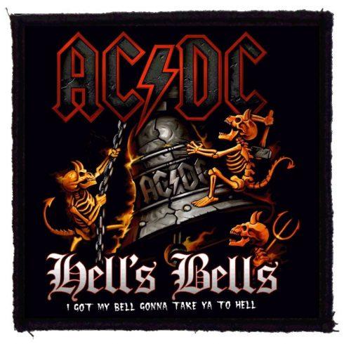 AC/DC - Hell's Bells felvarró