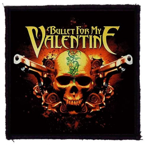 Bullet For My Valentine - Pistols felvarró