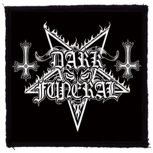 Dark Funeral - Logo felvarró
