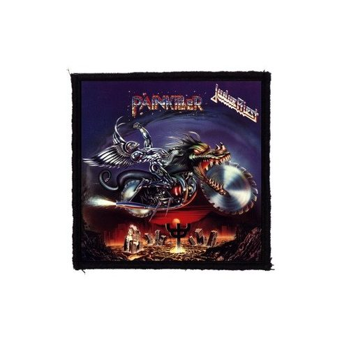 Judas Priest - Painkiller felvarró