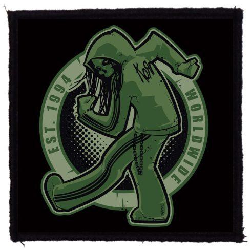 Korn - Zombie felvarró
