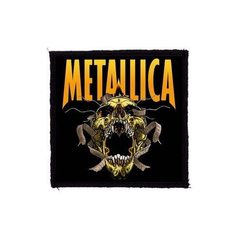 Metallica - Scream felvarró