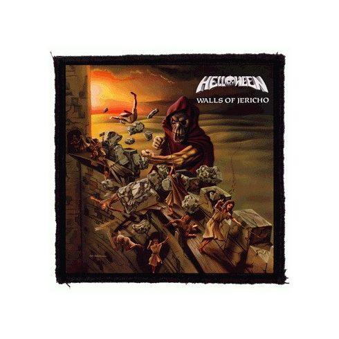 Helloween - Walls Of Jericho felvarró