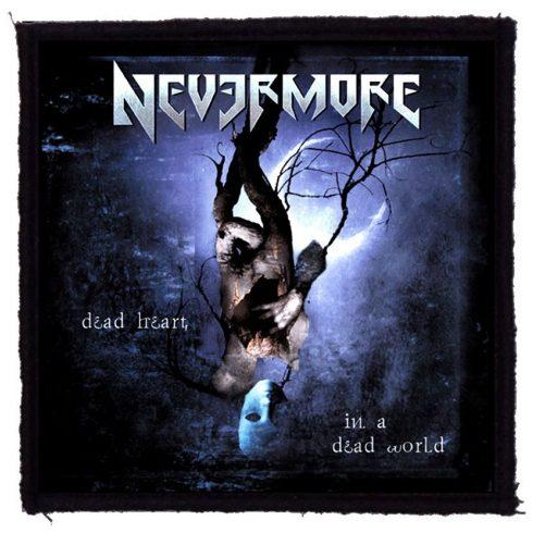 Nevermore - Dead Heart felvarró