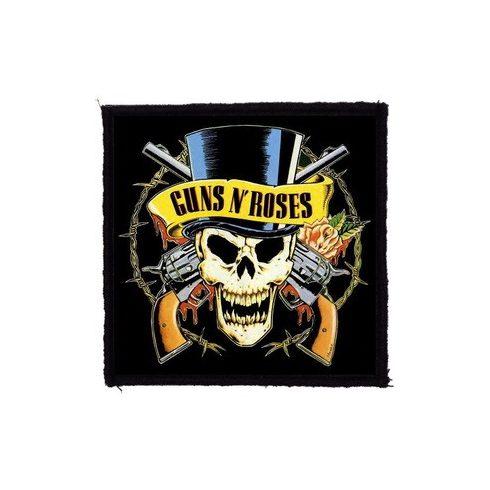 Guns N Roses - Skull felvarró