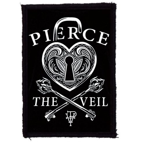 Pierce The Veil - Lockheart felvarró