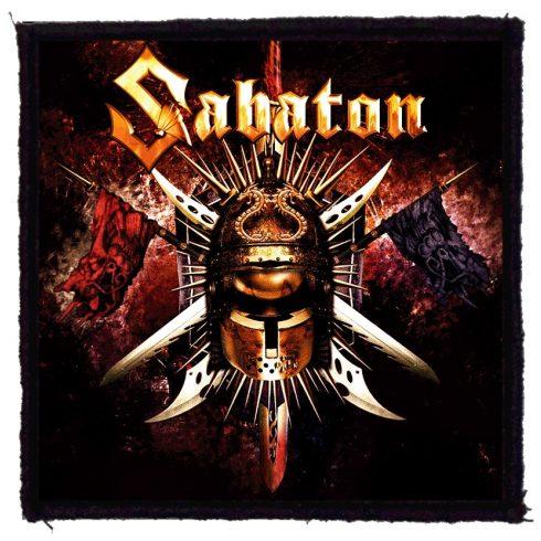 Sabaton - Art Of felvarró