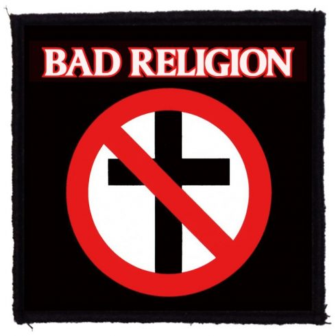 Bad Religion - Logo felvarró