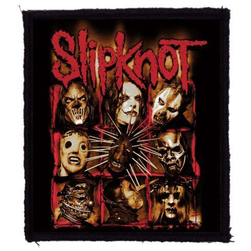 Slipknot - Dirty Framed felvarró