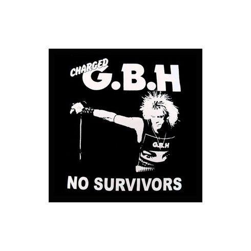 G.B.H. - No Survivors felvarró
