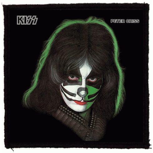Kiss - Peter Criss Solo felvarró