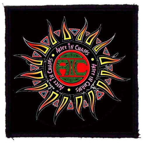 Alice In Chains - Logo felvarró