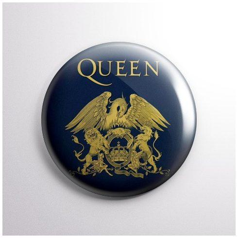 Queen - Crest kitűző