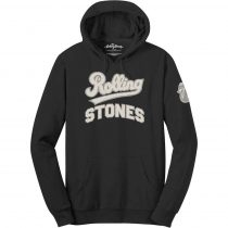 The Rolling Stones - Team Logo & Tongue (Applique Motifs) pulóver