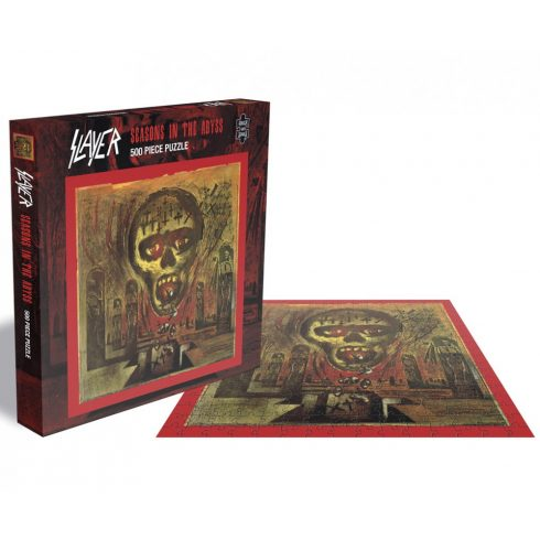 Slayer - SEASONS IN THE ABYSS Puzzle