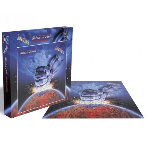 Judas Priest - RAM IT DOWN Puzzle