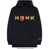 The Rolling Stones - Honk Letters (Cuff Print) pulóver