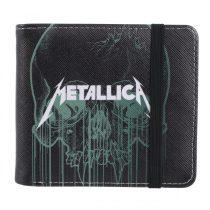 Metallica - SKULL pénztárca