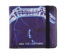 Metallica - RIDE THE LIGHTNING pénztárca