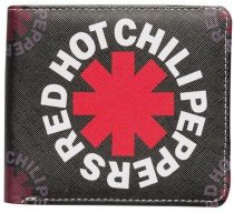 Red Hot Chili Peppers - BLACK ASTERISK pénztárca