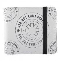 Red Hot Chili Peppers - OUTLINE ASTERISK pénztárca