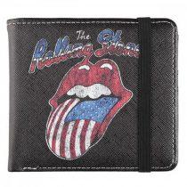The Rolling Stones - USA TONGUE pénztárca