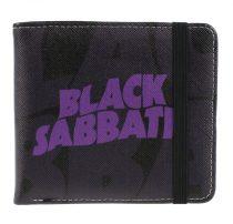 Black Sabbath - LOGO pénztárca