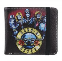 Guns N' Roses - SKELETON pénztárca
