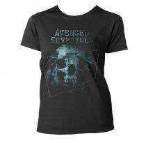 Avenged Sevenfold - GALAXY női póló