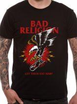 Bad Religion - War póló