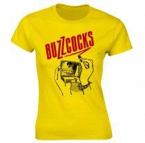 Buzzcocks - LIPSTICK női póló