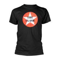 The Clash - STAR BADGE póló