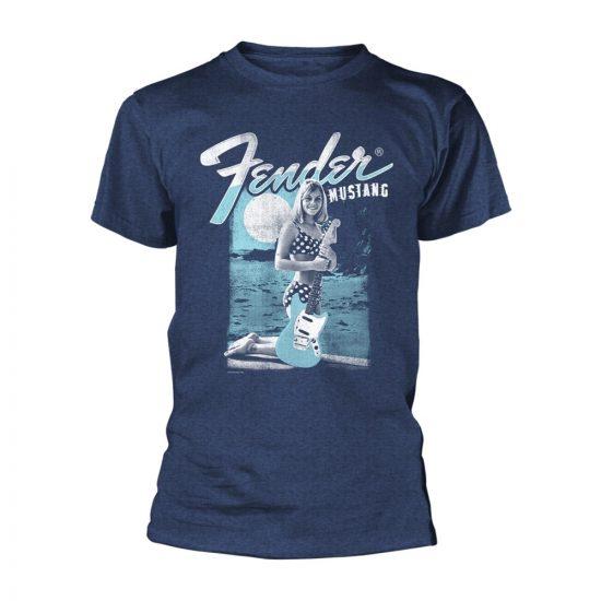 Fender - MUSTANG GIRL póló