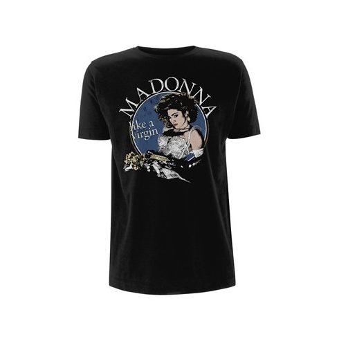 Madonna - LIKE A VIRGIN póló