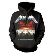Metallica - MASTER OF PUPPETS TRACKS pulóver