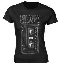 Nirvana - AS YOU ARE női póló