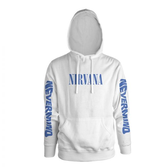 Nirvana - NEVERMIND pulóver