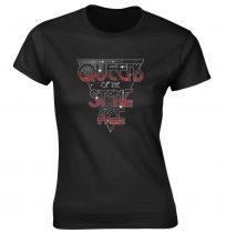 Queens of the Stone Age - RETRO SPACE női póló