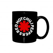 Red Hot Chili Peppers - ASTERISKS LOGO bögre