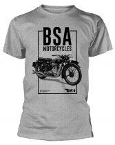 BSA - BSA MOTORCYCLES TALL BOX póló
