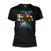 The Police - GHOST IN THE MACHINE LIVE póló